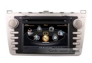 Mazda 6 GPS Radio