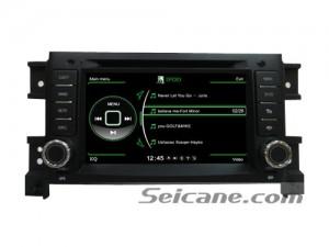 Suzuki Vitara GPS DVD