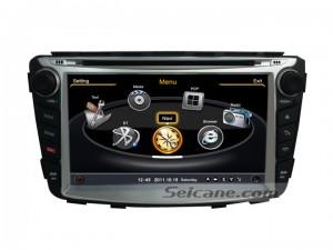Hyundai Verna GPS Radio