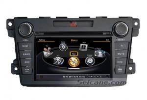 Mazda CX-7 GPS Radio