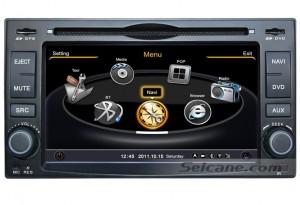 Kia Sorento Auto A/V System