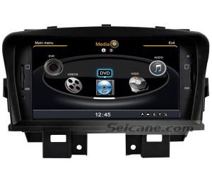 Chevrolet Cruze DVD GPS Navigation