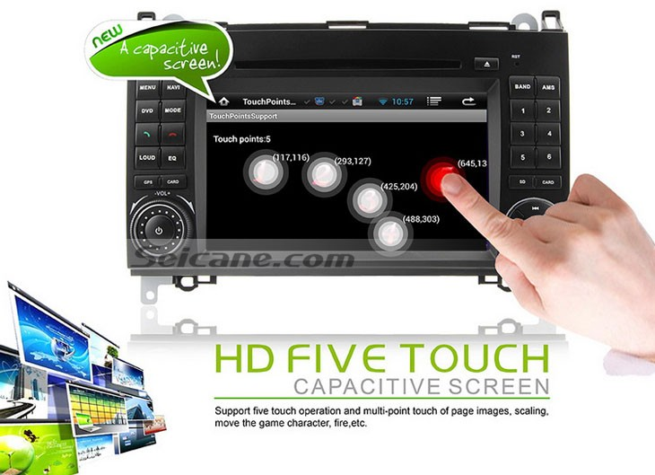 how to install a mercedes benz w245 navigation system correctly car stereo faqs. Black Bedroom Furniture Sets. Home Design Ideas
