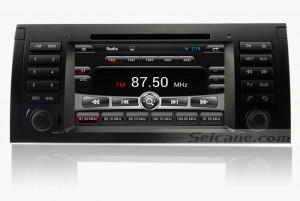 BMW X5 E53 DVD Player