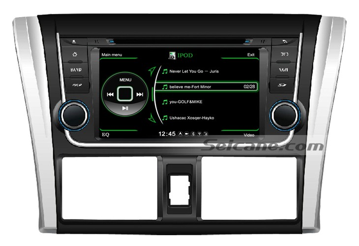 How To Deal With No Signal Issues Of Toyota Yaris Gps Dvd