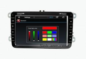 Volkswagen DVD GPS System