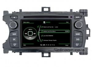 Toyota Yaris Auto A/V Navigation