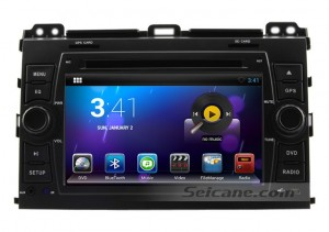 Toyota Prado Android 4.2 DVD Player