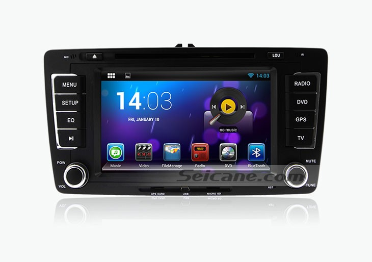 how to clean the touch screen on android 4 2 2013 skoda octavia gps sound system car stereo faqs. Black Bedroom Furniture Sets. Home Design Ideas