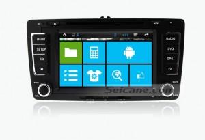 Skoda Octavia GPS Sound System