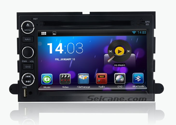 How To Install Gps Maps In Android 42 20072010 Ford Expedition Rhcarstereofaqs: 2005 Ford Expedition Aftermarket Radio At Gmaili.net