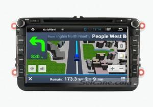 Volkswagen Sharan DVD GPS Stereo