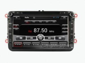 Volkswagen Passat B6 Aftermarket Navigation Stereo
