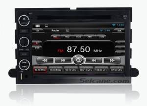 Ford Expedition Aftermarket Stereo