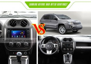 Jeep Compass radio