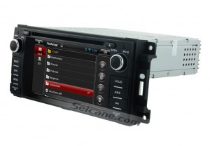 Chrysler Series Android 4.2 DVD Player