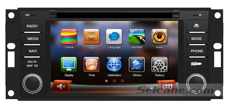 Troubleshooting For A Chrysler 300c Gps Navigation Stereo