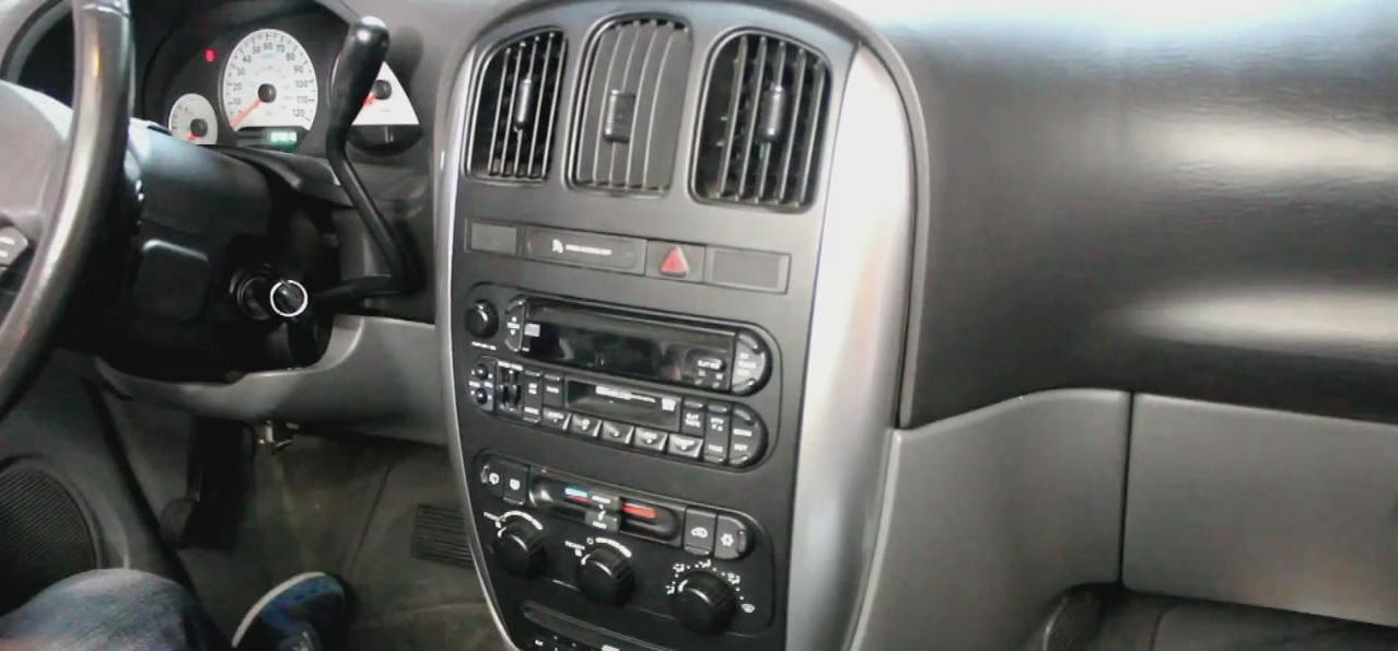 112 2002 2005 chrysler town & country radio removal instruction car  at alyssarenee.co