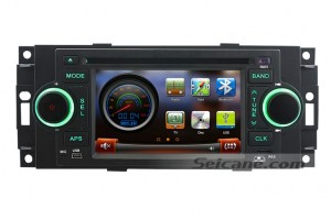 Dodge Caliber Radio