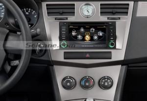 Dodge Ram 1500 Stereo