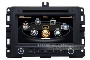 2013 Dodge Ram 1500 Radio