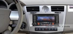 Dodge Ram 2500 radio