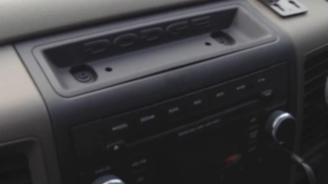Car Stereo Security Cover