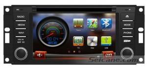 Dodge Ram 3500 Radio