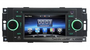 Chrysler 300C GPS