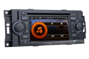 Chrysler 300C Radio