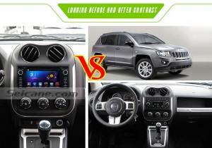 Jeep Wrangler Unlimited Navigation System