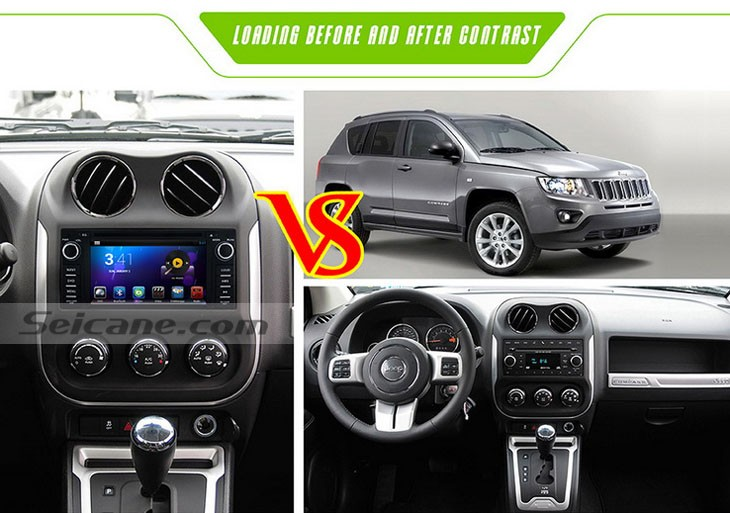 How to Operate an Android 4 2 2007-2010 Jeep Wrangler