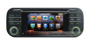 Chrysler Town & Country Radio