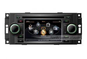 Chrysler PT Cruiser radio