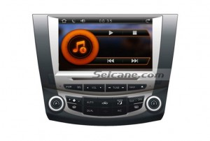 Honda Accord 7 radio
