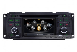 Chrysler 300M radio