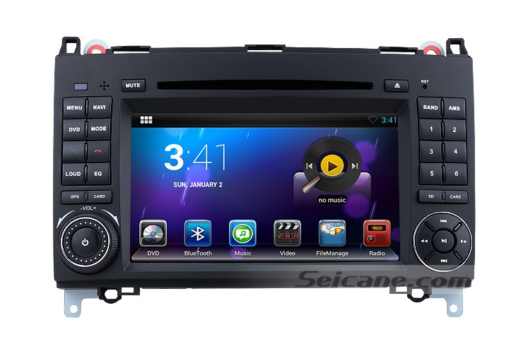 How to choose an aftermarket mercedes benz b class radio for Mercedes benz navigation free download