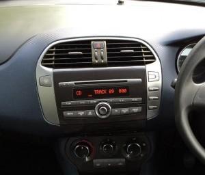 Fiat Bravo CD radio