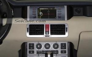 Range Rover Radio