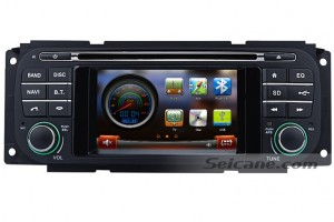 Dodge Ram head unit