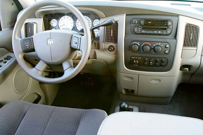 Dismantle And Install A 2002 2006 Dodge Ram Head Unit In