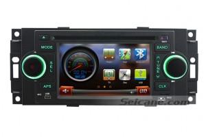 Chrysler 300C stereo