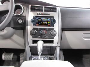 Dodge Magnum radio