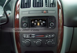 Chrysler Voyager Radio