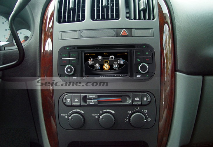faqs for an aftermarket chrysler voyager radio