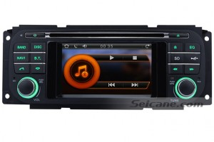 Dodge Neon stereo