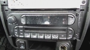 remove radio on Dodge Neon