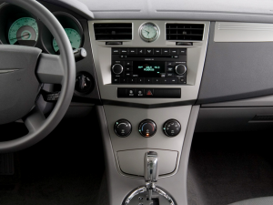 Chrysler Sebring CD radio