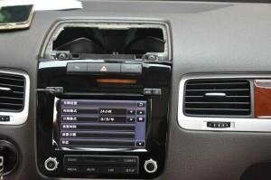 2011-2014 VW TOUAREG radio step 3