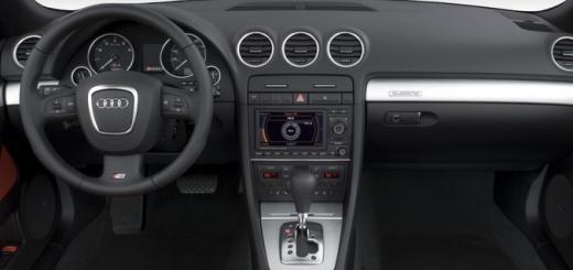 Audi A4 original radio
